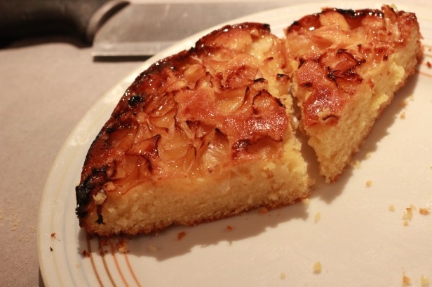 cake au citron et al'amande
